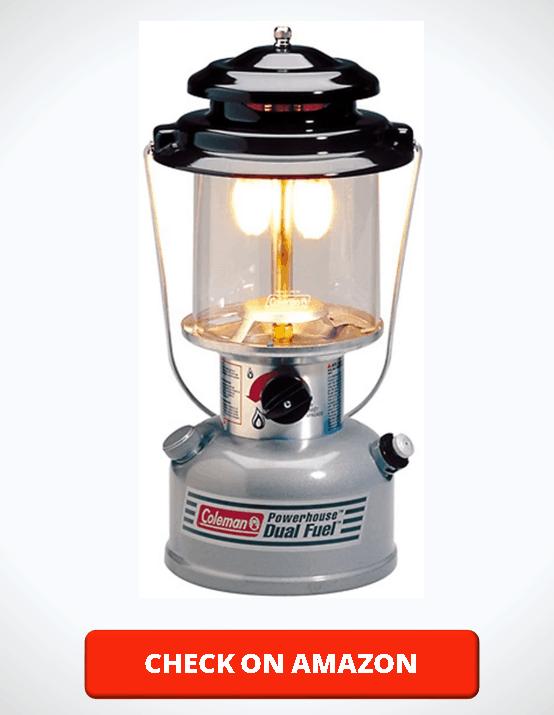 Coleman Powerhouse Dual-Fuel Lantern