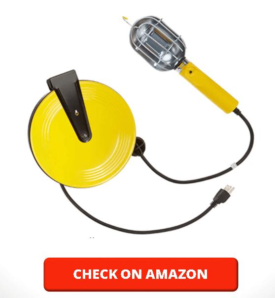 Bayco SL-840 Incandescent Lights, Yellow Black