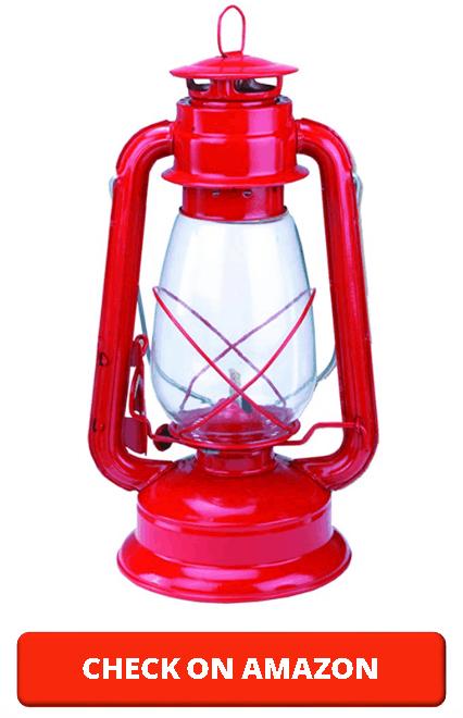 Texsport Hurricane Kerosene Oil Lantern Hanging Light Lamp