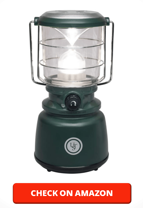 perfect led lantern for camping
