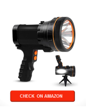 LED Super Bright Rechargeable Spotlight